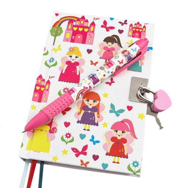 Fairies sparkly secret diary -0