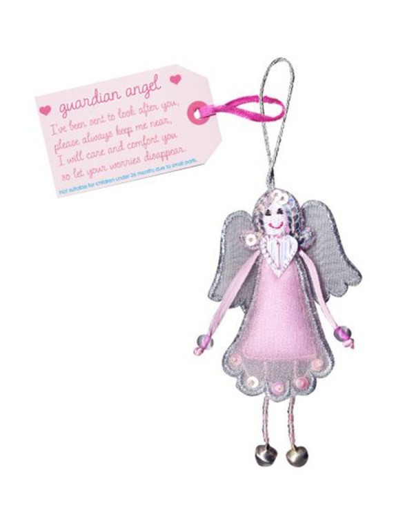 Guardian angel boxed keepsake gift -4418