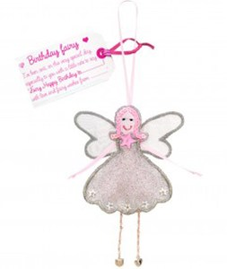 Birthday fairy gift - Free Trade Fairy