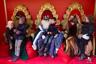 Three Kings in Spain