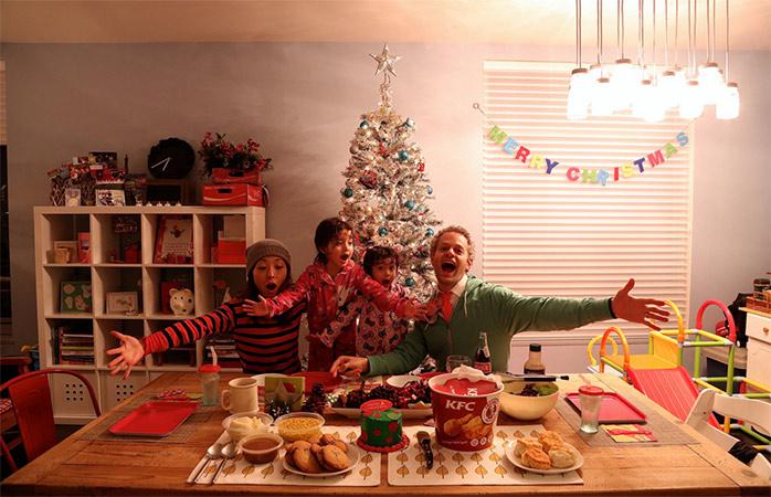 Japanese Christmas Dinner
