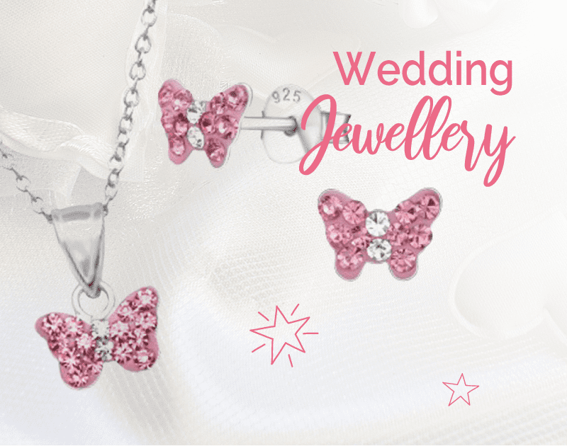 Flower Girl and Bridesmaid Jewellery