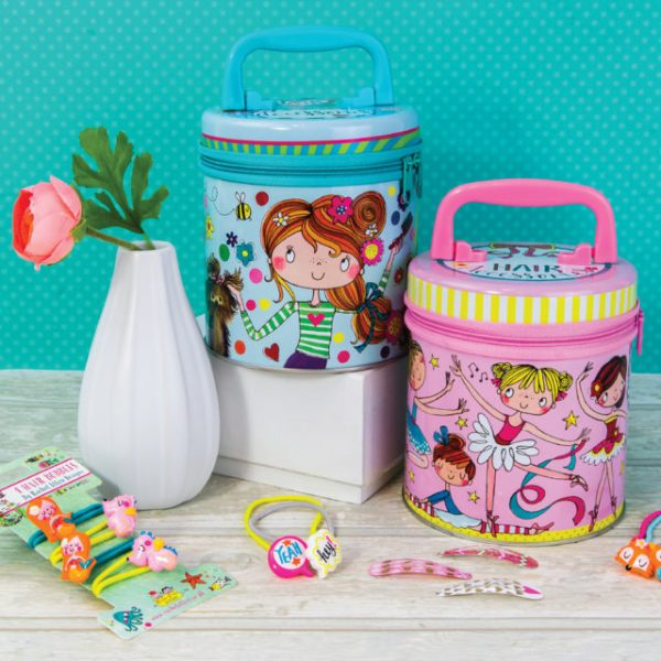 Childrens storage tin