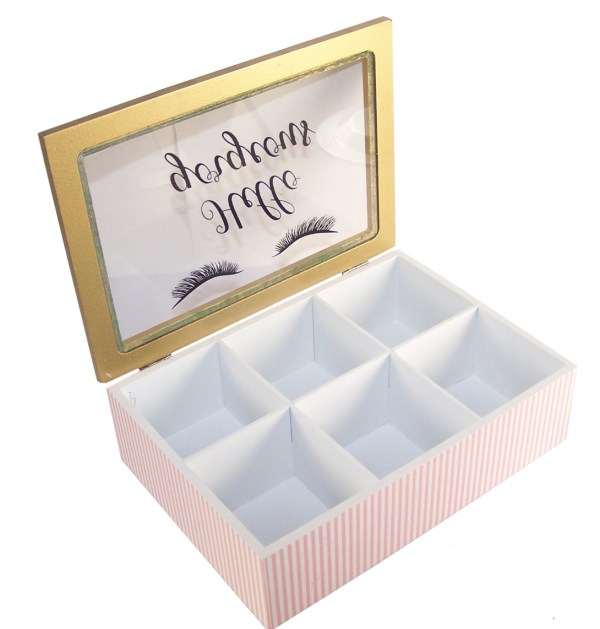 Girls trinket box