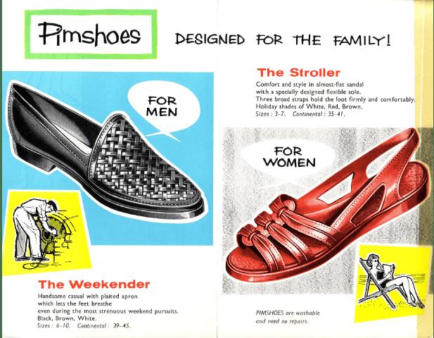 Pimshoes