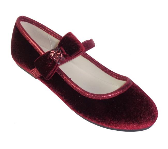 Agatha-Girls-red-velvet-ballerinas (1)