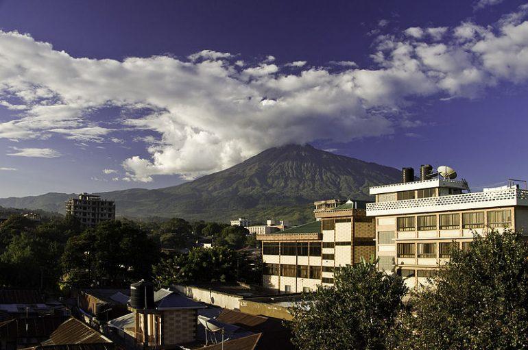 Mt. Meru - Arusha, Tanzania