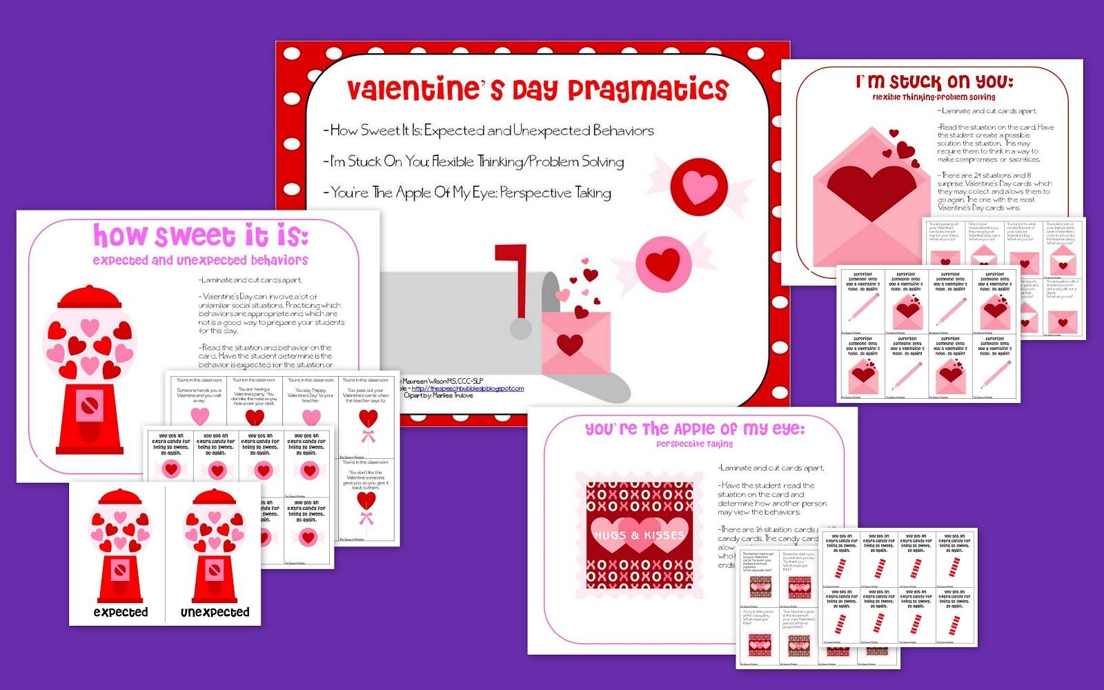 Valentine S Day Pragmatics