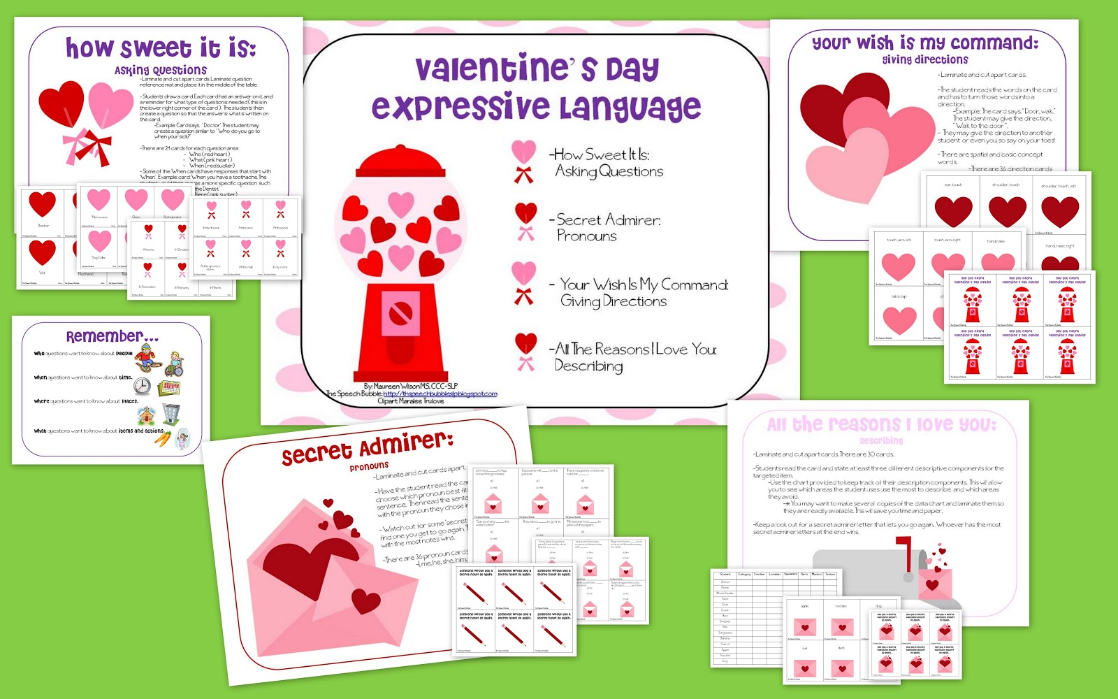 Valentine S Day Expressive Language