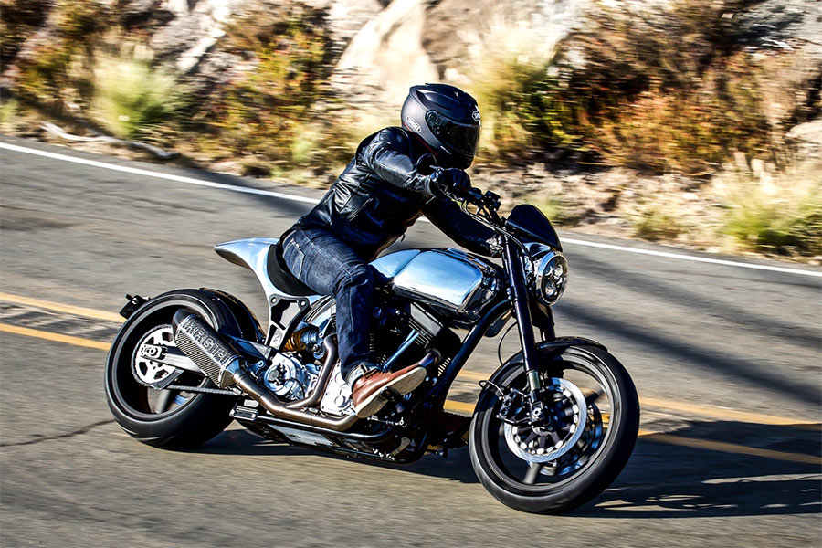 Arch Motorcycle Designing the Perfect Ride