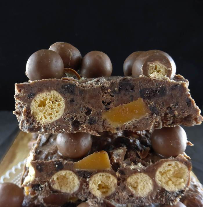 picture of homemade chocolate