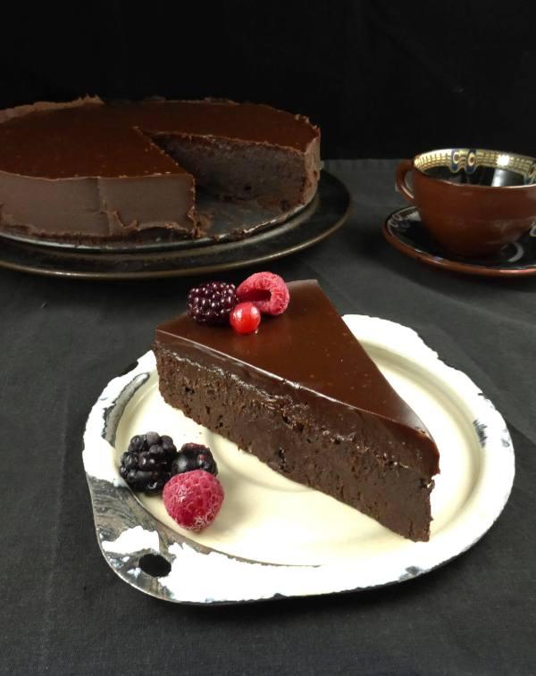 Chocolate Fudge Kladdkaka