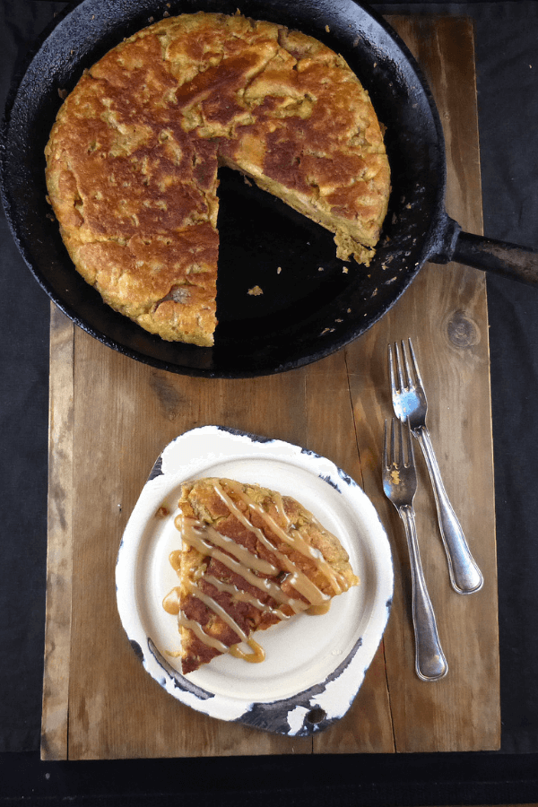 Sweet Eggy Bread (the perfect weekend brunch)