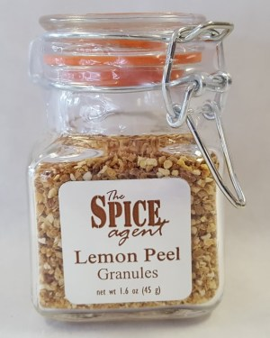 Lemon Peel Granules