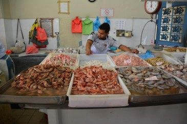 Never knew there were so many types of prawn