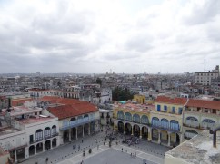 Over the rooftops of Havana