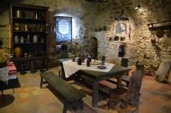 Medieval kitchen, Spišský Castle