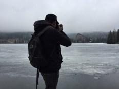 Chief photographer Alex