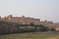 Amber Fort from afar