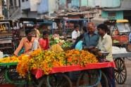 Ubiquitous flowers for Diwali
