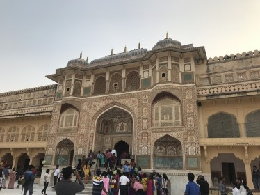 Amber Fort gate