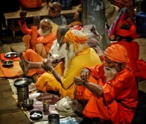 Sadhu gang