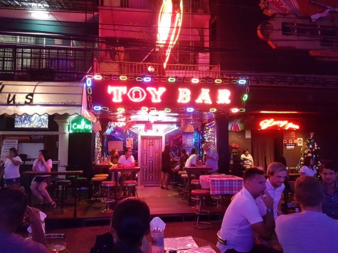 One of the famous bars