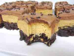 PB Fudge Brownie Bricks 2
