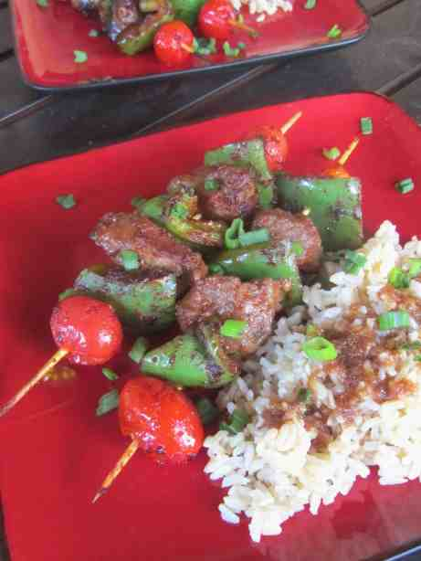 Ginger Soy Beef