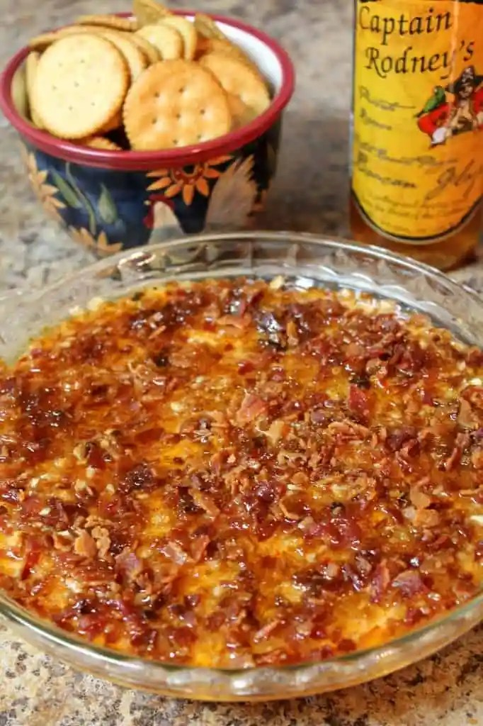 Captain Rodney's Baked Cheese Dip