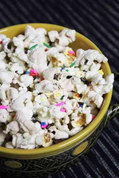 Single Serving Cake Batter Popcorn 2