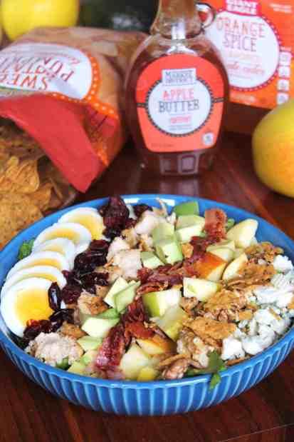Harvest Cobb Salad 8