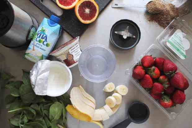 Build Your Own Smoothie 1