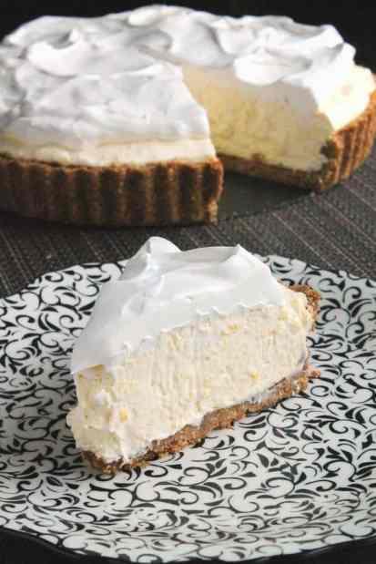 No-Bake Eggnog Pudding Pie 2