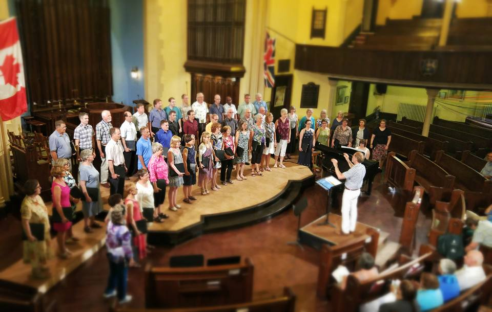 Cantabile Choirs of Kingston Image: Cantabile Choirs