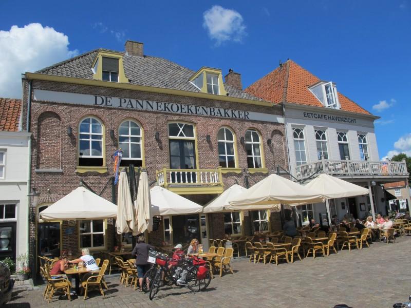 Market square Heusden