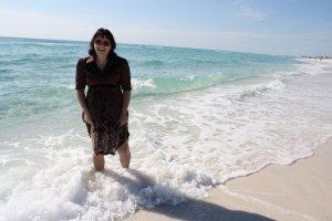 Sugar white beaches