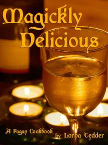 Magick'ly Delicious cookbook