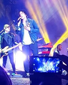 Nate Ruess Grand Romantic concert