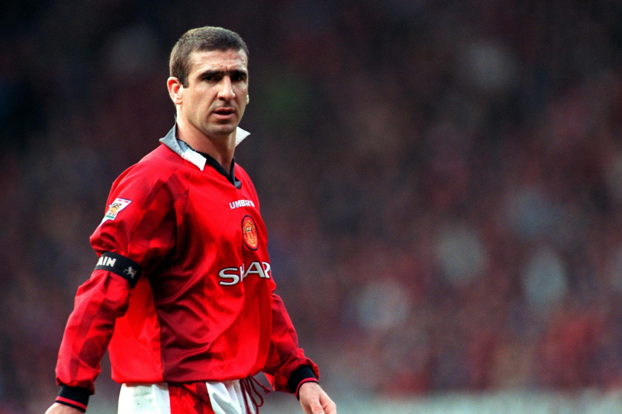Share the best gifs now >>> 5 Reasons Manchester United Fans Will Always Love Eric Cantona Football Thesportsman
