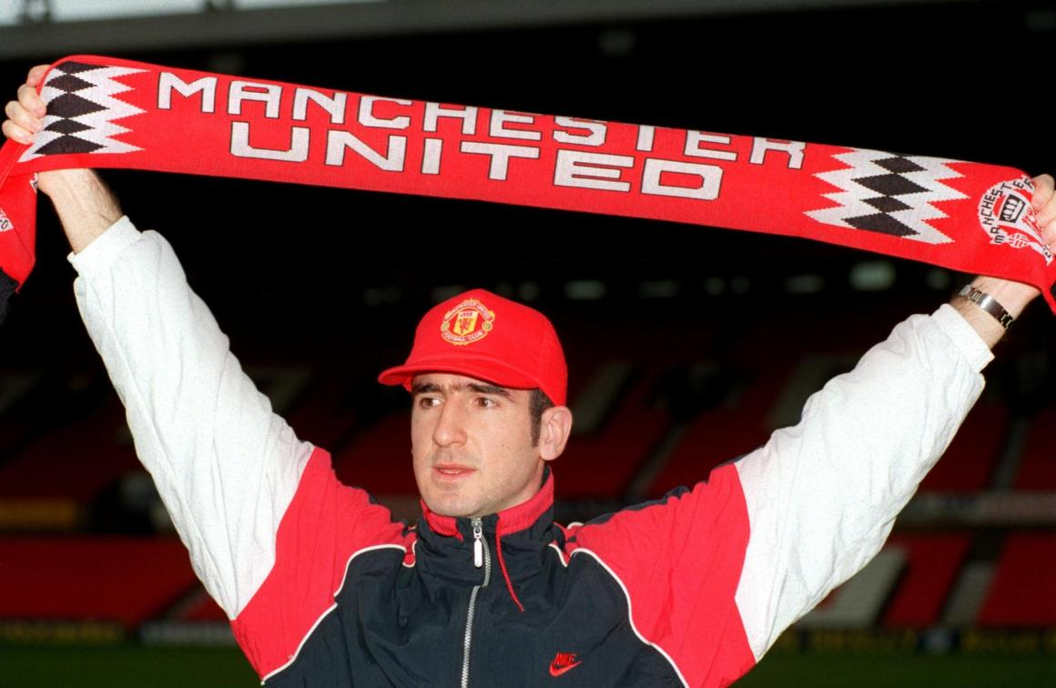 On This Day In 1992: Eric Cantona Signs for Manchester United