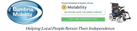 Cumbria Mobility Logo