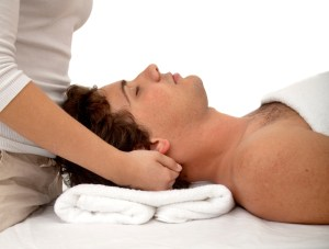 Releiving neck pain