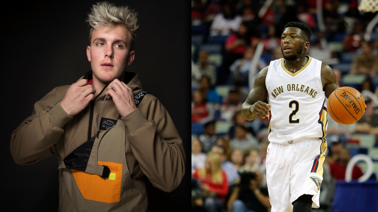 Youtuber Jake Paul set to fight ex-NBA player Nate Robinson - THE SPORTS ROOM