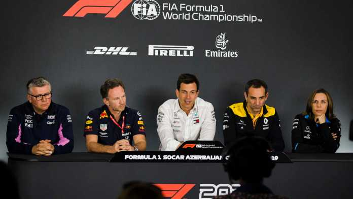 Formula 1 Teams Sign New Concorde Agreement Till 2025 - THE SPORTS ROOM
