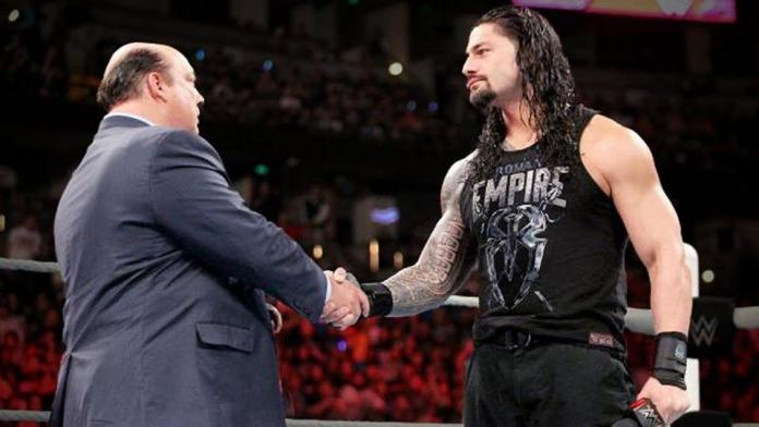 Roman Reigns forges an alliance with Paul Heyman ahead of Payback - THE SPORTS ROOM