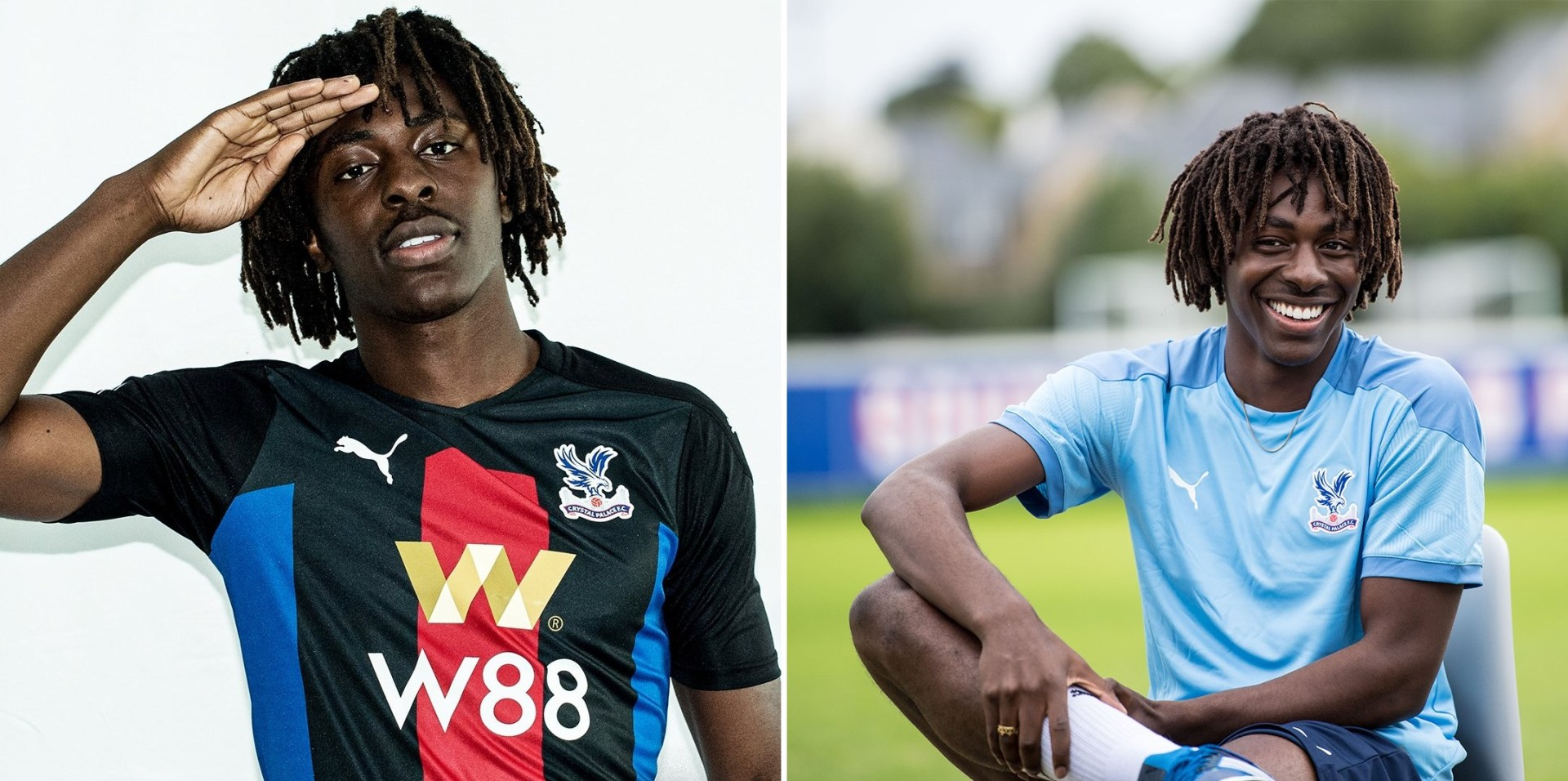 Its not easy: Crystal Palace newcomer Eberechi Eze teaches how to say his name - THE SPORTS ROOM