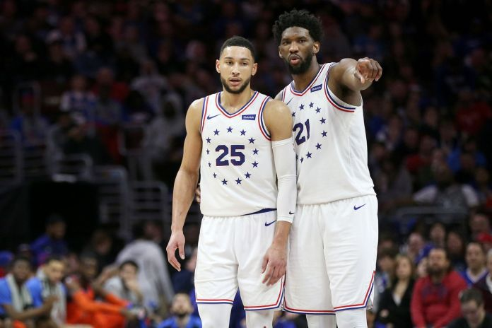 Simmons and Embiid have been instrumental this season for the Philadelphia 76ers.