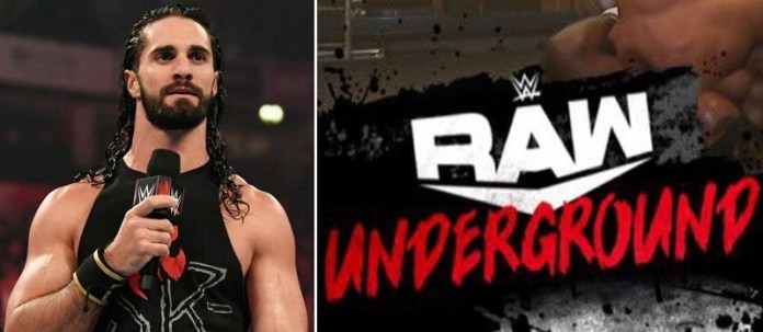 It's outside the box: Seth Rollins opens up about RAW Underground - THE SPORTS ROOM