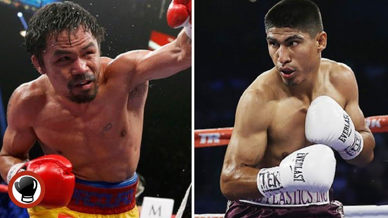 Mikey Garcia says he is interested in fighting Manny Pacquiao later this year - THE SPORTS ROOM